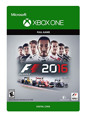 F1 2016 - Xbox One Digital Code by Deep Silver
