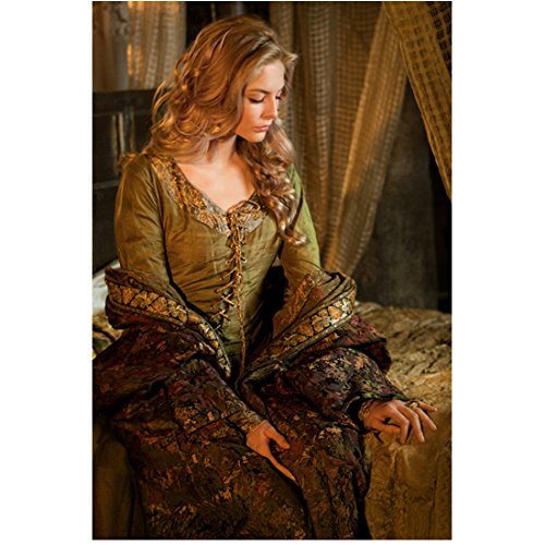- Camelot Tamsin Egerton as Guinevere Seated on Bed 8 X 10 Inch Photo