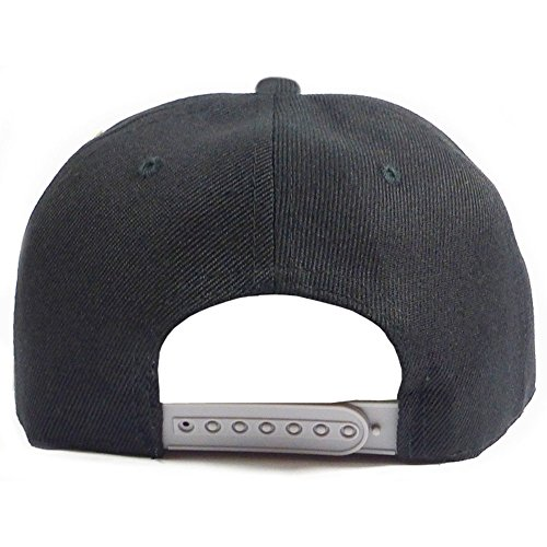 Rasta Snapback Hat Abel Black OG Men's OGABEL Shield CS1q7tcw