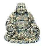 Mini Sitting Buddha Ornament Deco Replica