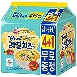 [オットギ] リアル チーズ ラーメン 5個入 韓国食品 / 韓国ラーメン (海外直送)