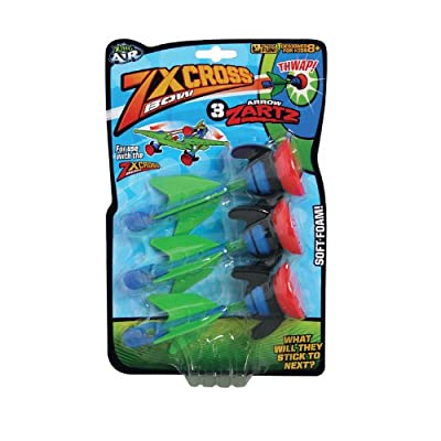 Zing Toys ZX Cross Bow Refills: Toys & Games