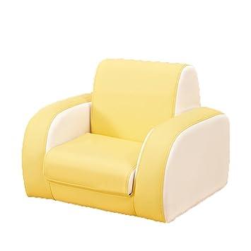 Sofá perezoso JPPHSF El Simple y Moderno sofá de Esponja de ...