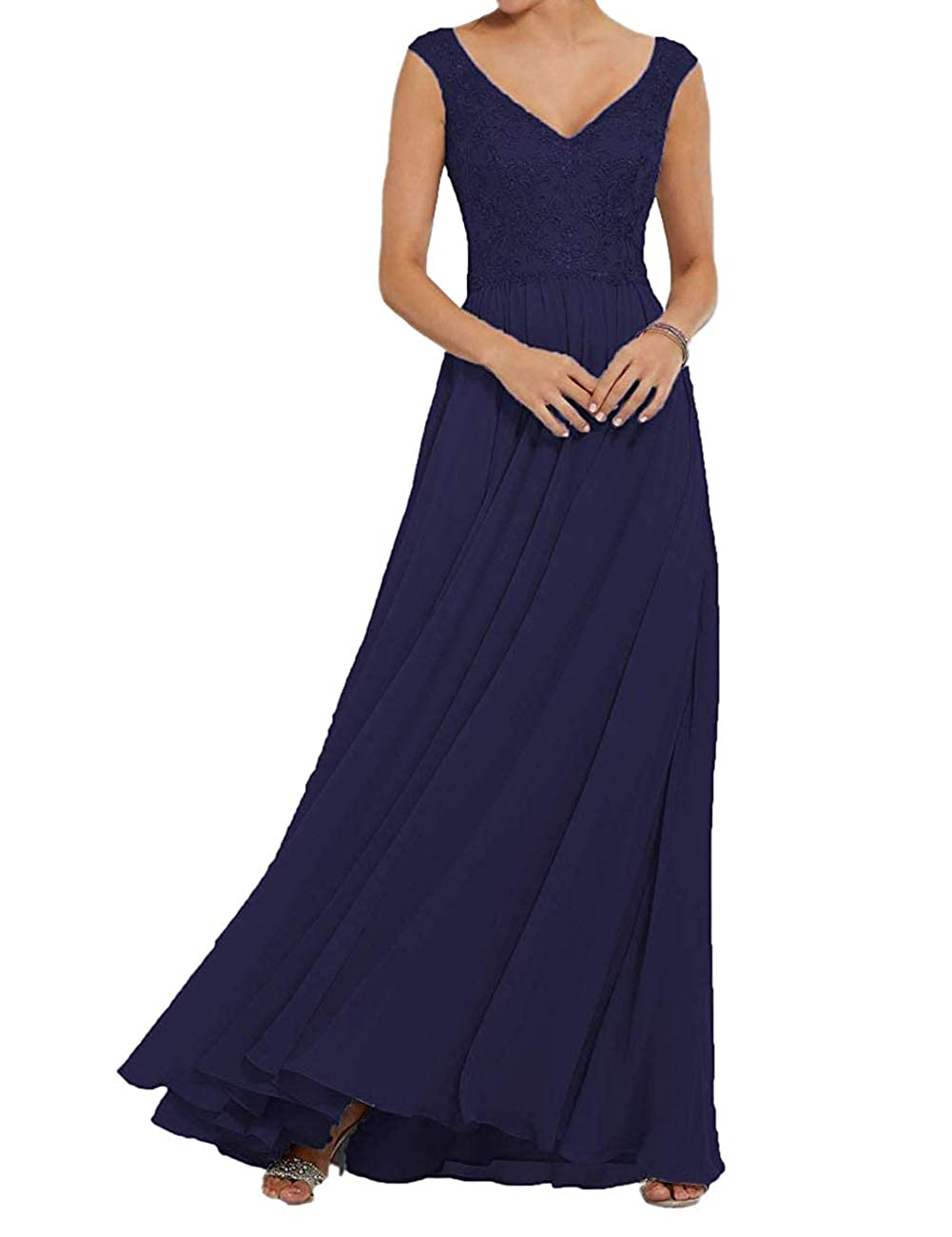 Navy bluee ASBridal Prom Dresses Long Sequin Quinceanera Dres Backless Formal Evening Gown with Sash
