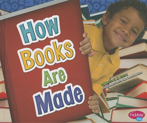 How Books Are Made (Wonderful World of Reading) by Brand: Capstone Press
