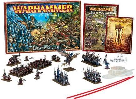 WARHAMMER - Isla de Sangre: Amazon.es: Juguetes y juegos
