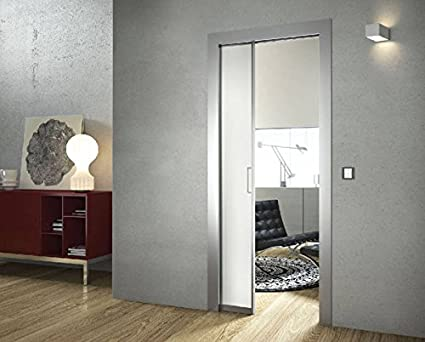 CONTROTELAIO DOORTECH SCRIGNO PER INTONACO 70X210X105: Amazon.it ...