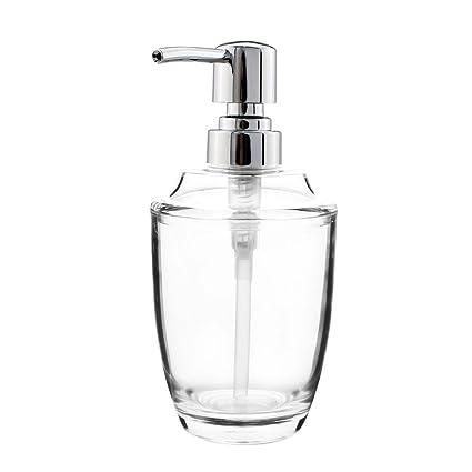 Dispensador de jabón líquido thinkels-tech jabón y loción bomba de dispensador de líquido 12