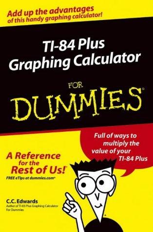 ti 84 plus c for dummies - 3