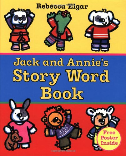 Jack and Annie's Story  Word Book