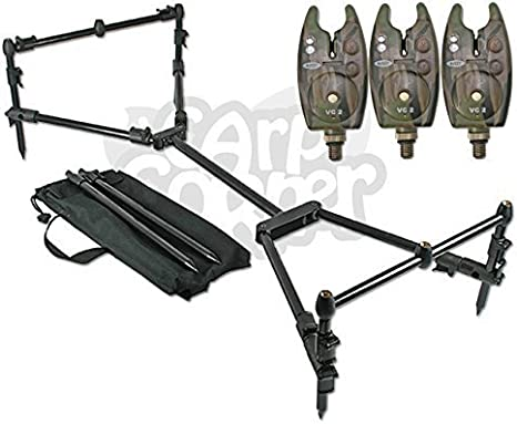 Buy NGT Carp Fishing Cross Rod Pod in Cheap Price on