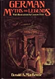 German Myths and Legends, D. A. Mackenzie, 0517462990
