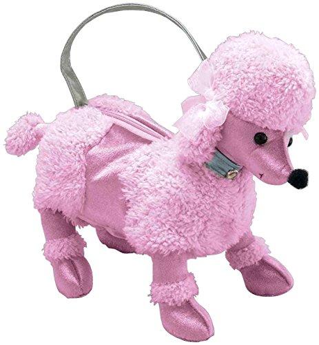 Forum Novelties 1950's Sock Hop Pink Poodle Dog Costume Handbag (Pink Poodle Dog Halloween Costume)