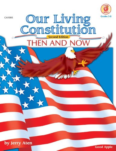 Amazon.com: Our Living Constitution, Grades 5 to 8 (American ...