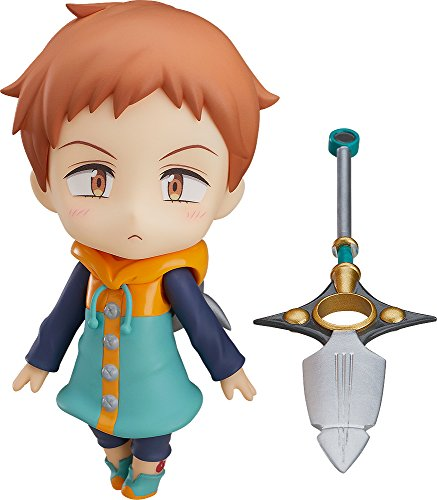 Good Smile The Seven Deadly Sins: Revival of The Commandments: King Nendoroid Action Figure