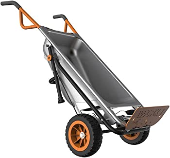 Worx Aerocart 8-in-1 Wheelbarrow