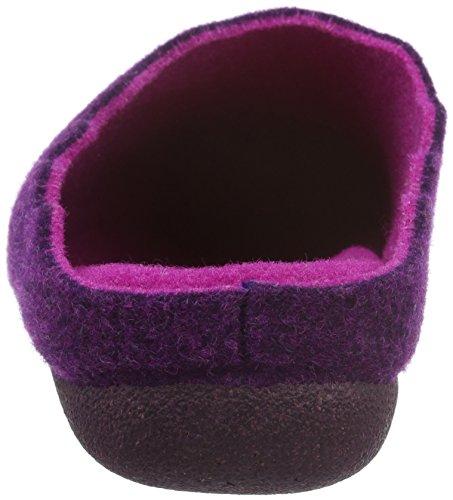 Gabor Home 64685 - Zapatilla de estar por casa Mujer Rosa - Pink (Morado)
