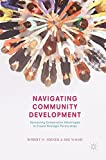 img - for Navigating Community Development: Harnessing Comparative Advantages to Create Strategic Partnerships book / textbook / text book