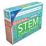 Carson-Dellosa Seasonal STEM Challenges Learning Cards