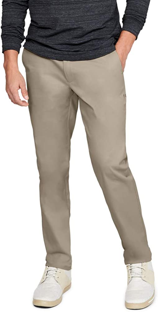 Under Armour Mens Showdown Chino Tapered Golf Pants