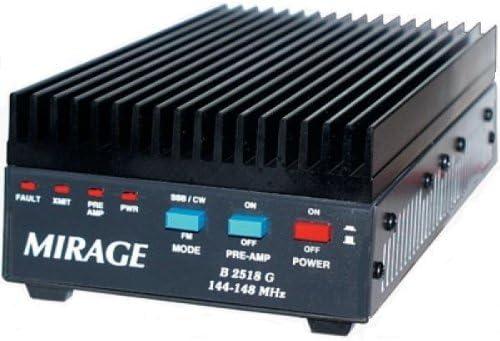 Mirage B-2518G 25W in 160W Out FM//SSB//CW//GFET AMP