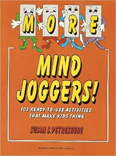 More Mind Joggers: 102 Ready to Use Activities That Make Kids ...