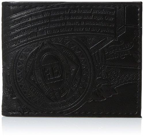 budweiser-mens-bi-fold-wallet-with-debossed-logo-brown-one-size