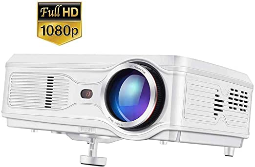 Ai LIFE Proyector Proyector de Video HD 1920 × 1080P y 300 ...