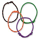 Halloween Friendship Rope Bracelets Pack of 144