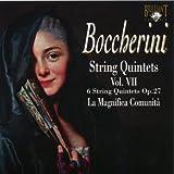 Boccherini: String Quintets, Op. 27