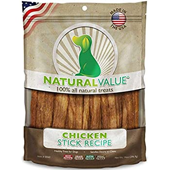 Amazon.com : Gobble Turkey Tendon Banana Wraps 5 oz