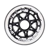 Rollerblade 84mm 84A Wheels, 8 Pack