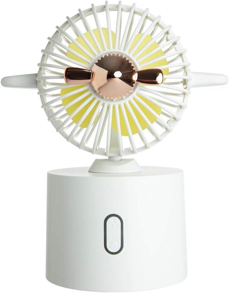 Ventilador personal Pequeño escritorio USB Ventilador de ...