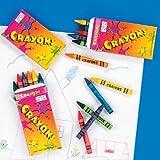 Fun Express Crayons