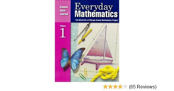 Everyday Mathematics Grade 4 Student Math Journal Vol 1
