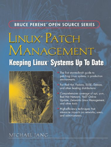Linux Patch Management: Keeping Linux Systems Up To Date by Prentice Hall