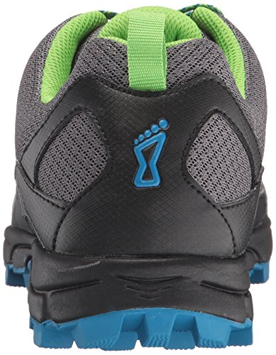 Running Men Shoe Inov Roclite 280 Trail Green Grey 8 Blue Dark 5pBXXwqUO1