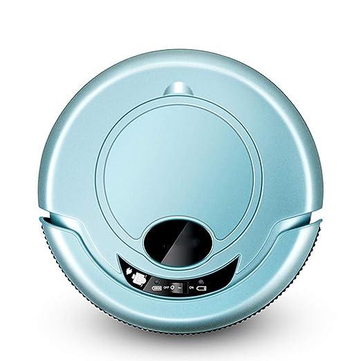XFZ-YFT Aspirador Robot, Aspirador Recargable al vacío, 3 Modos de ...