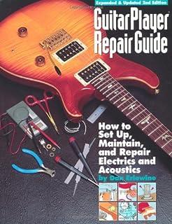 the guitar player repair guide 3rd dan erlewine 9780879309213 rh amazon com Aztex 200 Aztex Trailers