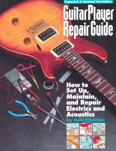 Guitar Player Repair Guide 3rd