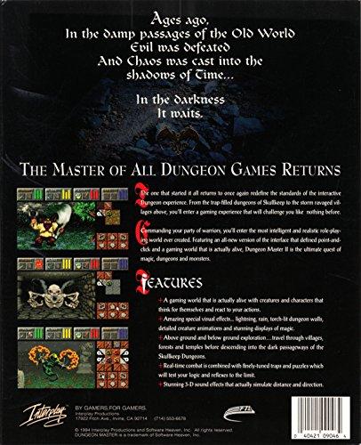 Dungeon Master II: The Legend of Skullkeep