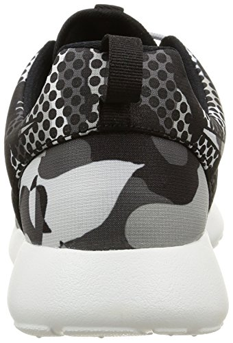 Various NIKE Men Gry wlf Grey Smmt Colors One Shoes Roshe Print White 's White Gry Black Running Blk drk SA0rS