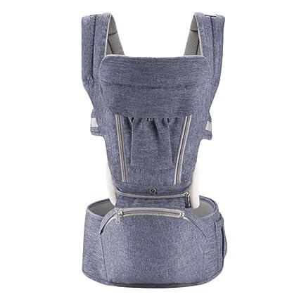 Portabebés Bable con asiento de cadera, Portabebés ergonómico 360 ...