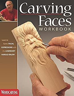 Amazon carving faces workbook learn to carve facial