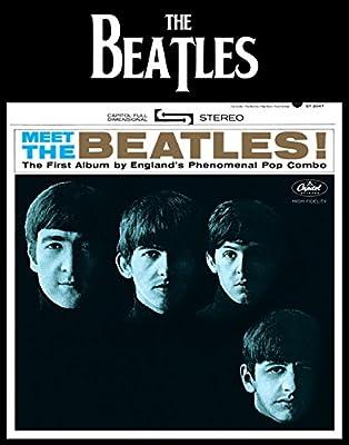 "The Beatles 65 14 x 11/"" Photo Print"