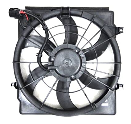 Amazon Com Go Parts 2011 2012 Hyundai Sonata Engine Radiator