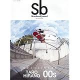 sb SKATEBOARD JOURNAL 2018 GOOD DAYS 小さい表紙画像