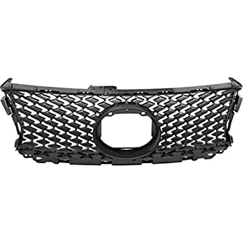 NEW GRILLE GRILL TEXTURED DARK GRAY FOR LEXUS LX1036115