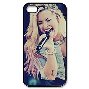 meilinF000Customize Singer Demi Lovato Cellphone Case Fits for Apple iphone 5/5s JN4S-1838meilinF000