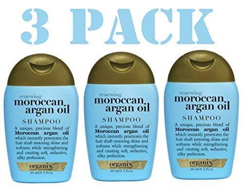 Organix Shampoo Moroccan Argan Oil 2 oz Trial size - OGX